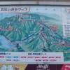 Übersichtskarte mit Routen