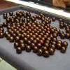 Schokoladenperlen