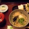 Das erste Abendessen Soba