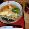 Udon mit Ebi