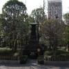 Garten beim Tempel