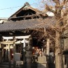 Schrein beim Tempel