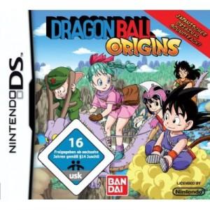 Deutsches Cover von Dragon Ball Origins mit riesiger USK-Markierung