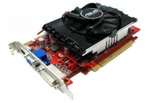 Abbildung der Grafikkarte ATI Radeon HD4670